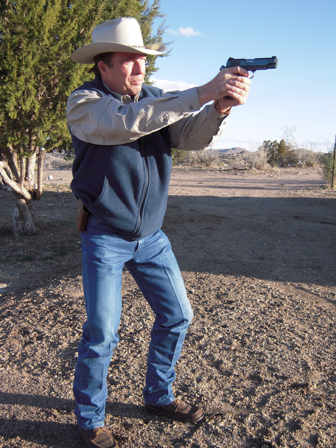 Real-World Defensive Shooting Stances Sheriff Jim Wilson