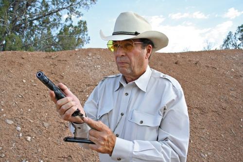 Sheriff Jim Wilson Tactical Reload