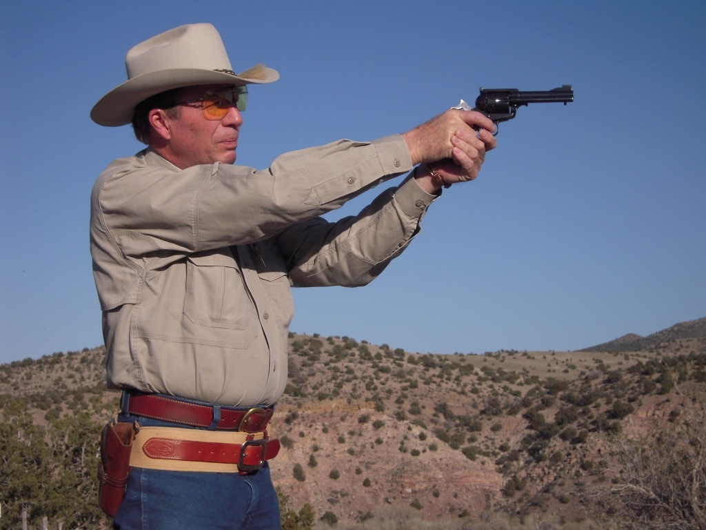 Marksmanship practice is essential if you want to be a successful handgun hunter.