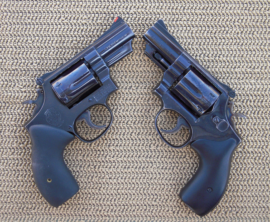 The Smith Wesson Model 19 Is Cadillac Of Snub Nosed Revolvers