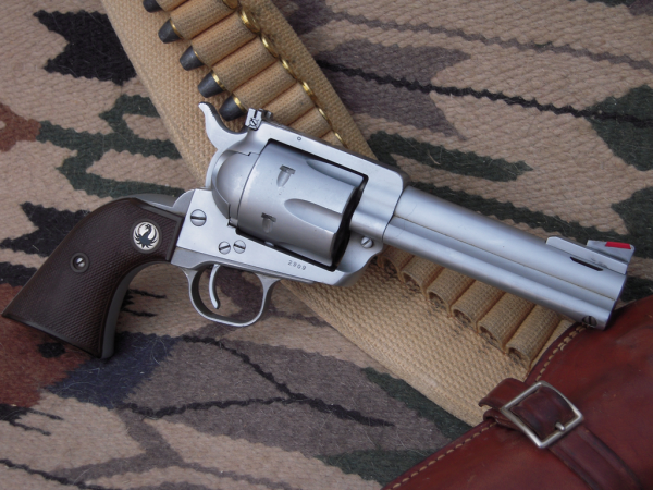 The Ruger Blackhawk in .44 Magnum