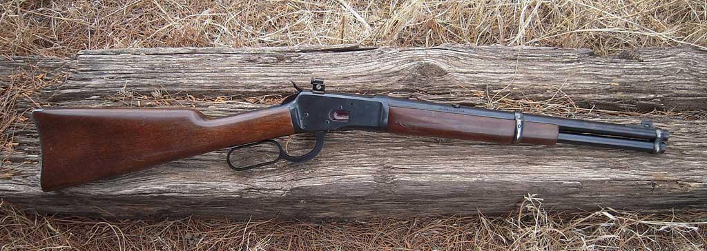 A Lawman's Carbine | Sheriff Jim Wilson