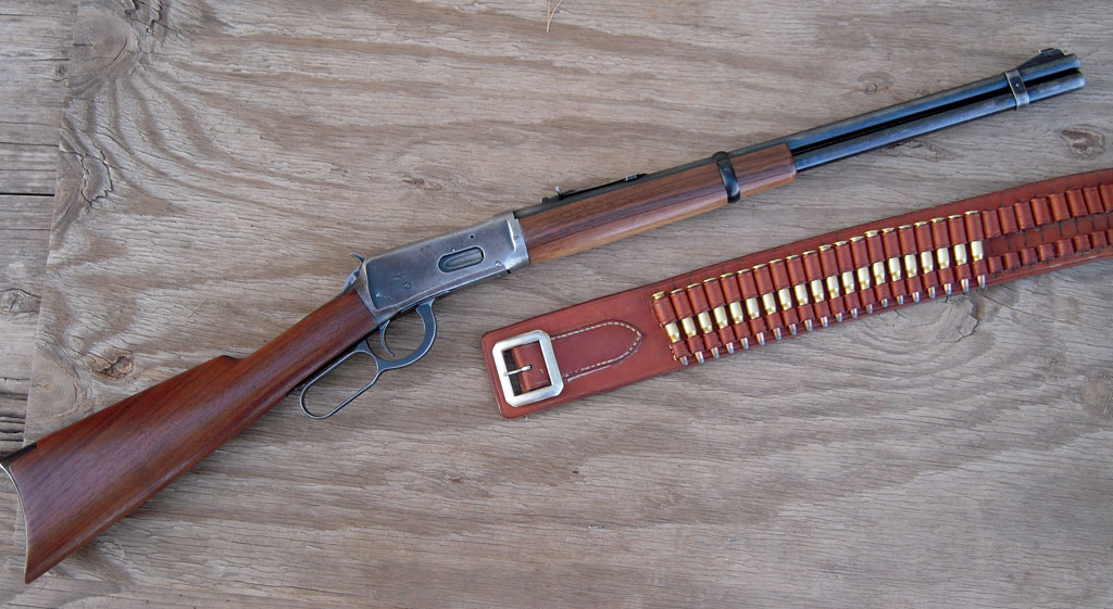 The Winchester Model 1894: A Classic American Rifle. Sheriff Jim Wilson