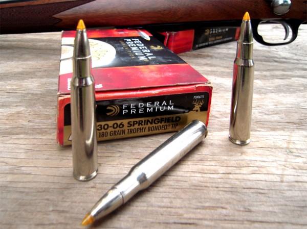 Classic Cartridges: The .30/06 Springfield Sheriff Jim Wilson