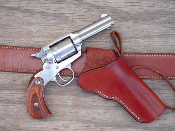 The Ruger Shopkeeper from Lipsey's Distributing Sheriff Jim WIlson
