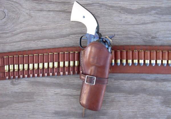 The Scout Belt Sheriff Jim Wilson