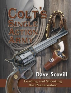 Colt Single Action Army by Dave Scovill Sheriff Jim Wilson