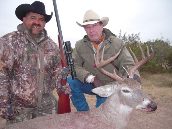Sheriff Jim Wilson A Texas Deer Hunt