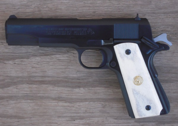 The Series 70 Government Model in .45 ACP Back to the Basics Sheriff Jim Wilson