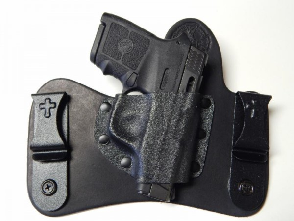 MiniTuck CrossBreed Holster for the New Smith & Wesson M&P Bodyguard .380