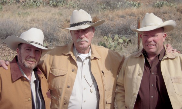 Sheriff Jim Wilson and His Very Best Amigos: Joaquin Jackson, and Bart Skelton