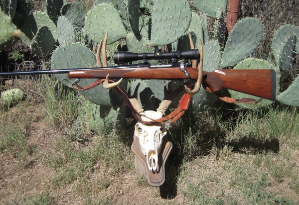 Sheriff Jim Wilson's Ruger Model 77