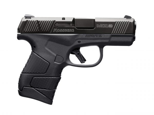 The Mossberg  MC1sc 9mm SheriffJimWilson.com