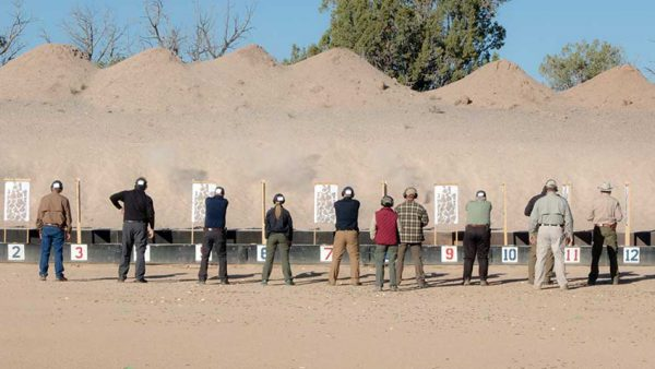 Surviving a gunfight preparation gunsite academy sheriff jim wilson